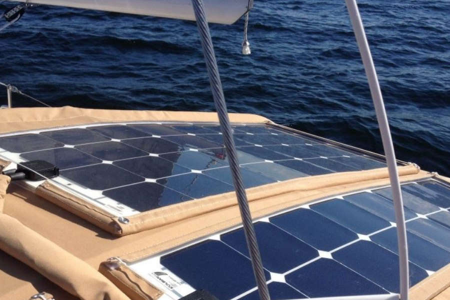 Zonnepaneel kopen boot